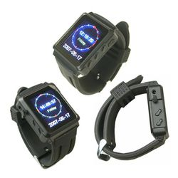 Wrist watch montre mp4 fm 1
