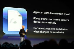 WWDC 2011 iCloud 03