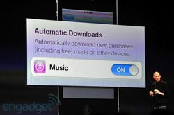 WWDC 2011 iCloud iTunes