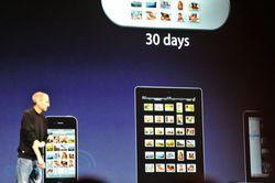 WWDC 2011 iCloud photo stream