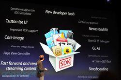 WWDC 2011 iOS 5 API