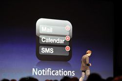 WWDC 2011 iOS 5 notifications