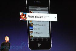 WWDC 2011 PhotoStream
