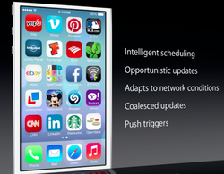 WWDC Apple iOS 7 multitasking