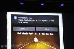 WWDC Facebook notification