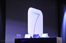 WWDC iOS 7 logo