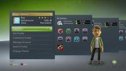 Xbox 360 Avatar