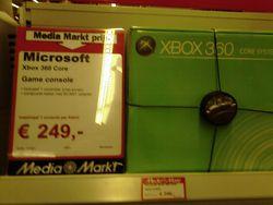 Xbox 360 baisse prix media markt 1