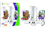 Xbox 360 bundle blanc - 1