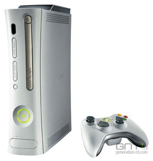 Xbox 360 debout