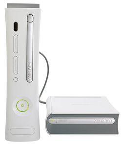 Xbox 360 lecteur hd dvd image 5