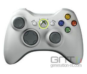 Xbox 360 pad
