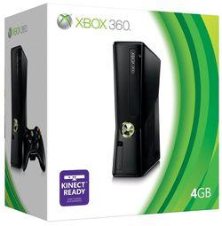 Xbox 360 Slim 4Go - 1