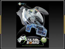 Xbox 360 tilt board image 1