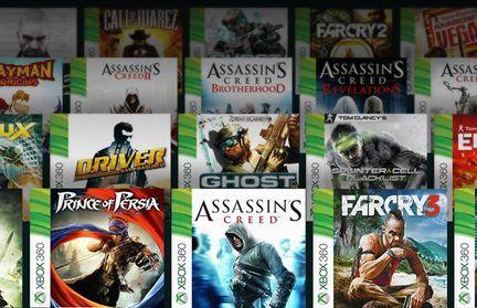 Xbox 360 Ubisoft