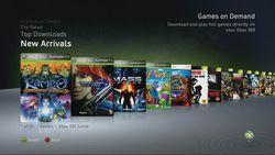Xbox Live - jeux
