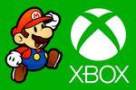 Xbox Mario
