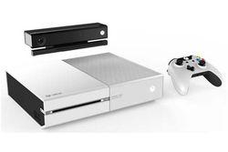 Xbox One Blanche Microsoft