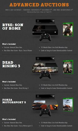xbox one editions spéciales