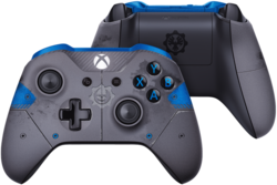 Xbox One S - manette Gears of War 4