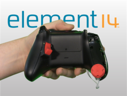 Xbox One - mod manette - 1