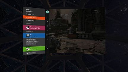 Xbox One Oculus Rift.