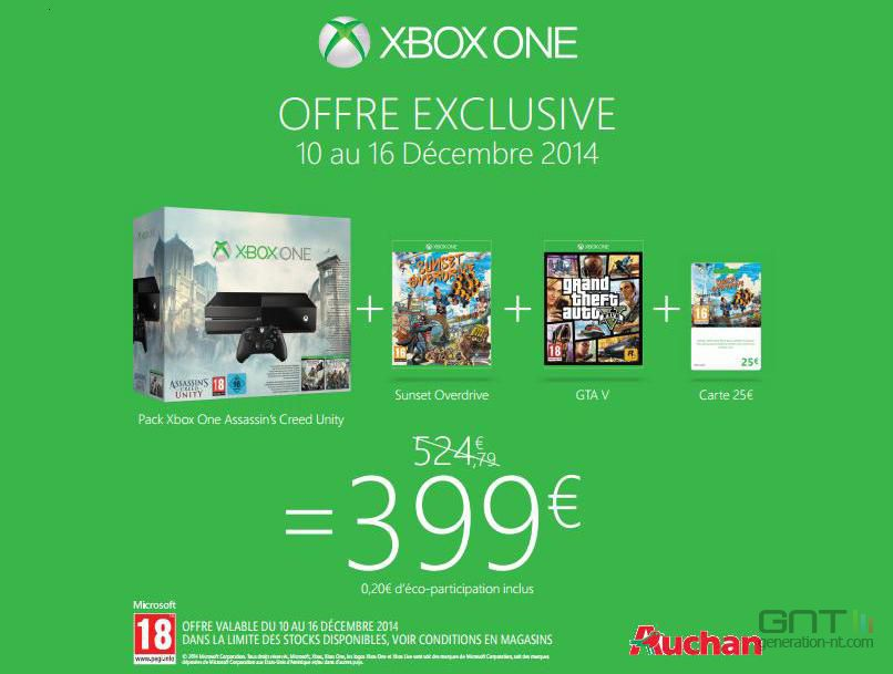 Xbox One Deals, Offers and Coupons Shop All Categories Whether you're in the market to upgrade your current console to an Xbox One or are looking to expand your games and accessories collection, shopping at the right time and at the right stores can save you a lot of money.