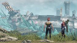 Xenoblade Chronicles X - 6