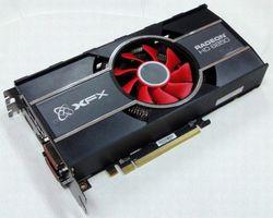 XFX Radeon HD 6850 carte