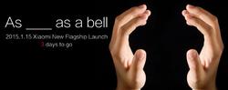 Xiaomi 15 janvier 3