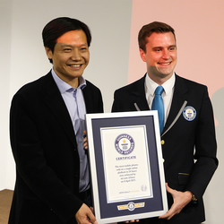 Xiaomi Guinness World Records photo (1)