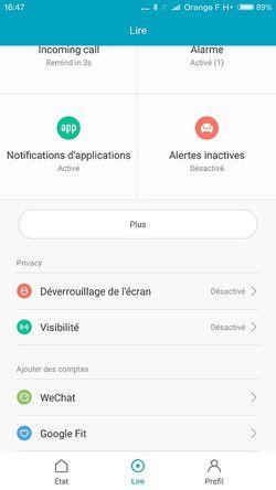 Xiaomi Mi Band 2 appli 04