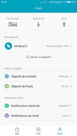 Xiaomi Mi Band 2 appli 05