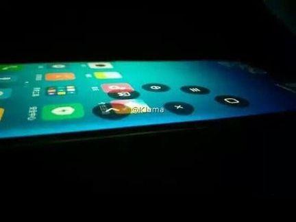 Xiaomi Mi Note 2 ecran