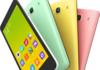 Smartphone Xiaomi Redmi 2 : une version améliorée et une baisse de prix pour l'original