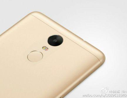 Xiaomi Redmi Note 2 Pro Weibo