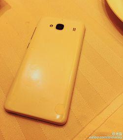 Xiaomi smartphone