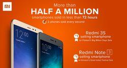 Xiaomi succès