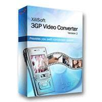 Xilisoft 3GP Video Converter boite
