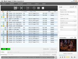Xilisoft Apple TV Video Converter screen