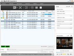 Xilisoft DPG Converter   screen