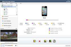 Xilisoft iPod Magic screen 2