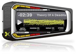 Xion Audio Player screen2
