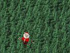 Xmasman : un thème pour décorer votre PC pour les fêtes de noël