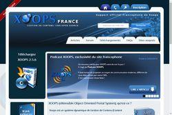 Xoops screen2