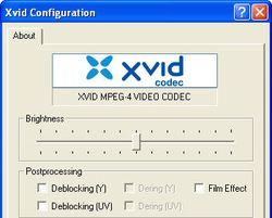Xvid screen1