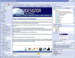 XWebDesignor screen1