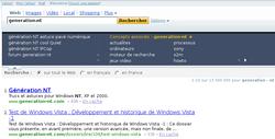 Yahoo assistant recherche