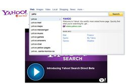 Yahoo-Direct-Search