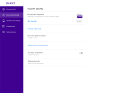 Yahoo-Mail-on-demand-password